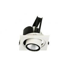 Светильник встраиваемый поворотный LED S25004
