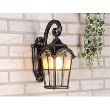 Настенный светильник Mira D черное золото