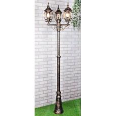 Светильник на столбе NLG99HL005 черное золото
