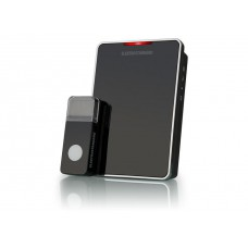 Звонок беспроводной DBQ04M WL 16M IP44 Черный