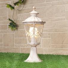 Светильник на грунт Diadema S (GLYF-8046S) белое золото