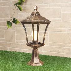 Ландшафтный светильник Virgo S черное золото (арт. GLXT-1450S)