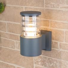 Настенный уличный светильник Techno 1408 cерый