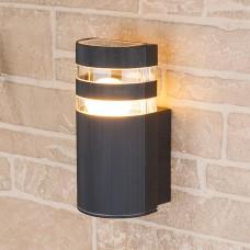 Настенный уличный светильник Techno 1444 черный