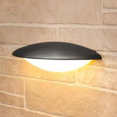 Настенный уличный светильник Techno 1013 черный
