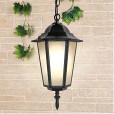 Подвесной уличный светильник GL 1004H черный