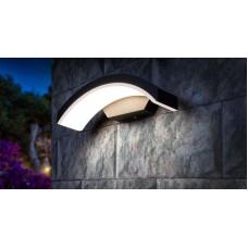 Настенный светильник TECHNO 1671 LED черный