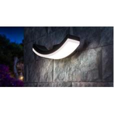 Настенный светильник TECHNO 1672 LED черный