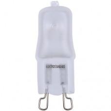 Лампа галогенная G9 Xenon 220 В 60 Вт матовое стекло