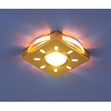 1051 золото/белая подсветка (GD/WH/Led)