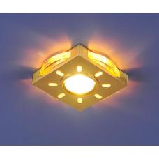 1051 золото/желтая подсветка (GD/YL/Led)