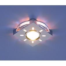 1051 хром/белая подсветка (CH/WH/Led)