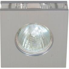 DL8211  JCDR 50W G5.3 серый (с лампой)