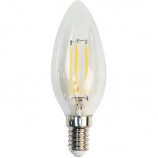 Лампа светодиодная LB-58 свеча E14 5W