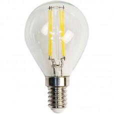 Лампа светодиодная LB-61 шар 5W прозрачный