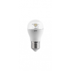 Лампа Gauss LED Globe-dim Crystal Clear E27 6W 2700K диммируемая 1/10/50