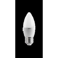 Лампа Gauss LED Candle 4W E27 2700K 1/10/50