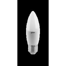 Лампа Gauss LED Candle E27 6.5W 4100К 1/10/50