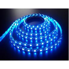 Открытая светодиодная лента SMD 5050 60LED/m IP33 12V Blue