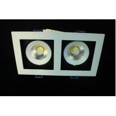 Встроенный светодиодный светильник L6430-16
