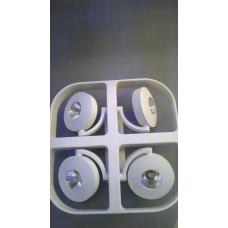 Светильник накладной светодиодный S2304