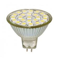 LED MR16 SMD24 6W 3000K, 4500K